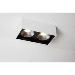 Labra Solid Lightbox 185.2 NT 2x22.7WW 3-1087 Sufitowa
