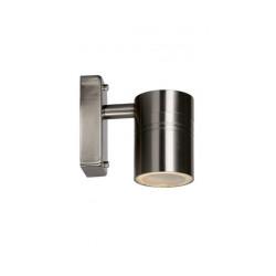 Lucide ARNE-LED 1x GU10 LED /5W Satynowy Chrom 14867/05/12 Kinkiet