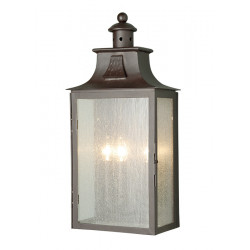 Elstead Lighting EXTERIOR Kinkiet BALMORAL 3x60W E14 BALMORAL