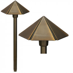 ELSTEAD LIGHTING GARDEN ZONE STOJĄCA BRONZE 12V 1x1,2W LED GZ/BRONZE18