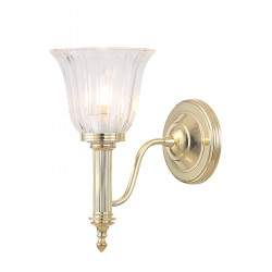 ELSTEAD LIGHTING INTERIOR KINKIET ŁAZIENKOWY CAROLL1 1x40W G9 BATH/CARROLL1 PB