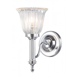 ELSTEAD LIGHTING INTERIOR KINKIET ŁAZIENKOWY CAROLL1 1x40W G9 BATH/CARROLL1 PC