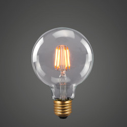 ITALUX E27 Retro LED bulb 126mm 6W E27 2200K 420 lm 3806125
