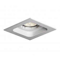 Mistic Lighting QUAD QR111 Matt Biały 1xQR111 50W G53 12V MSTC-05355530 Wpust