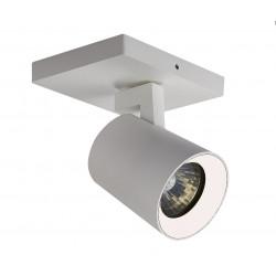 Mistic Lighting EYESPOT Matt Biały 1x 35W GU10 230V MSTC-05411450 Sufitowa