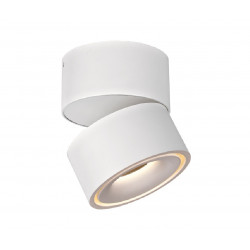 Mistic Lighting BROKEN 9W LED Matt Biały MSTC-05411011 Sufitowa