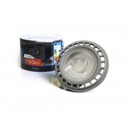 Azzardo Żarówka LED ES111 GR 15W GU10 230V 3000K Ściemnialna Ciepła Biały LL110153