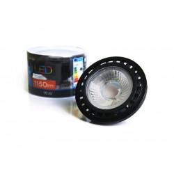 Azzardo Żarówka LED ES111 BK 15W GU10 230V 4300K Neutralna Biały LL210151
