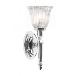 ELSTEAD LIGHTING INTERIOR KINKIET ŁAZIENKOWY DRYDEN1 1x40W G9 BATH/DRYDEN1 PC