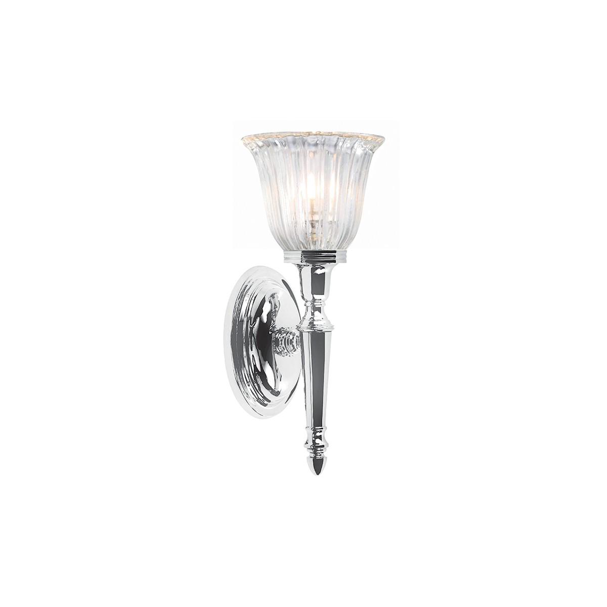 Elstead Lighting Interior Kinkiet ŁAZIENKOWY DRYDEN1 1x40W G9 BATH/DRYDEN1 PC
