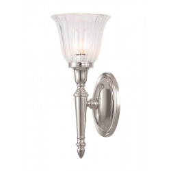 Elstead Lighting Interior Kinkiet ŁAZIENKOWY DRYDEN1 1x40W G9 BATH/DRYDEN1 PN
