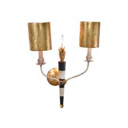 Elstead Lighting Flambeau Kinkiet Flambeau 2x60W E14 FB/Flambeau2