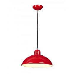 Elstead Lighting Interior Wisząca FRANKLIN 1x60W E27 FRANKLIN/P RED