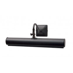 ELSTEAD PICTURE LIGHT 2x40W E14 PL1/20 BLK Kinkiet