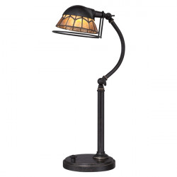 Elstead Lighting Quoizel Stołowa WHITNEY 1x7W GX53 LED QZ/WHITNEY/TL