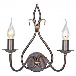 Elstead Lighting Interior Kinkiet WINDEMERE 2x60W E14 WM2