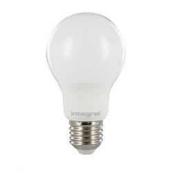 Integral LED E27 Classic globe 6W 2700K 470lm 50-02-50