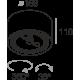 Labra INER 1 TRIMLESS 4-0215 Wpust