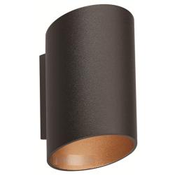 Zuma Line SPOT SLICE Czarny 1xG9 50603-BK/GD