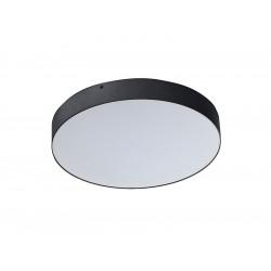 AZzardo MONZA R 40 LED 50W 3000K Czarny AZ2267