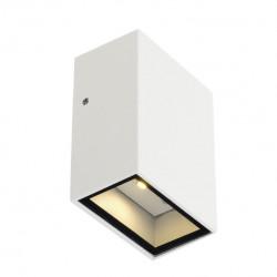 SPOTLINE/SLV QUAD 70 LED 4,6W IP44 Kinkiet Biały 232461