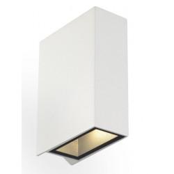 SPOTLINE/SLV QUAD 40 LED 6,8W IP44 Kinkiet Biały 232471