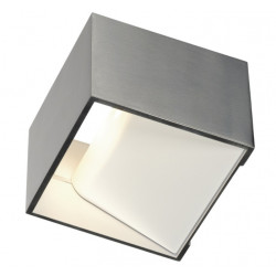 SPOTLINE/SLV LOGS IN LED 12W Kinkiet Aluminium/Biały 1000640