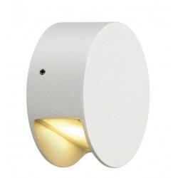 SPOTLINE/SLV PEMA LED 4,2W IP44 Kinkiet Biały 231010