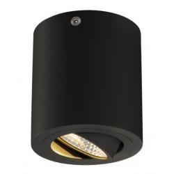 SPOTLINE/SLV TRILEDO ROUND LED 8,2W Sufitowa Czarny 113930