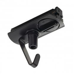 SPOTLINE/SLV Adapter 1-fazowy Czarny 143170