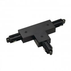 SPOTLINE/SLV Łącznik T do szyny 1-fazowej Czarny 143070