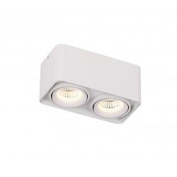 Dobac Batumi Double LED 2x8W 2x690lm 3000K Sufitowa XD2093