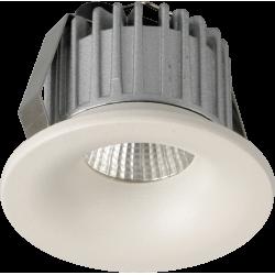 Dobac Yuca Fixed Wpust LED 3W 250lm 45st 3000K KT6857