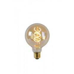 Lucide Bulb LED Globe G95 5W 260LM 22 49032/05/62