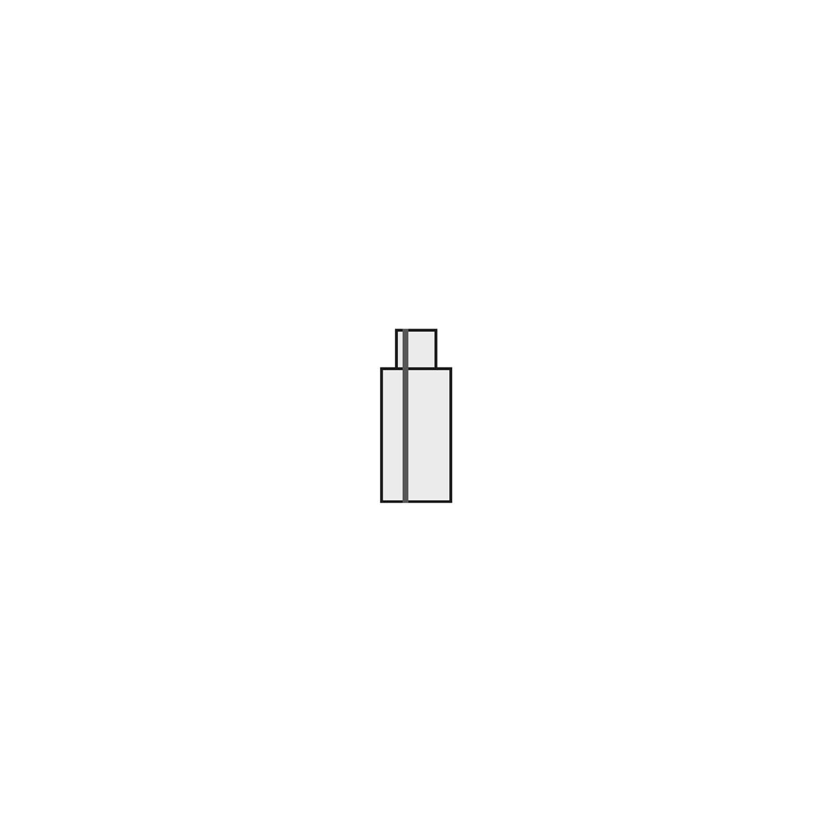 SPOTLINE/SLV 1-fazowa Łącznik 1 uziem. lewe Biały 143031