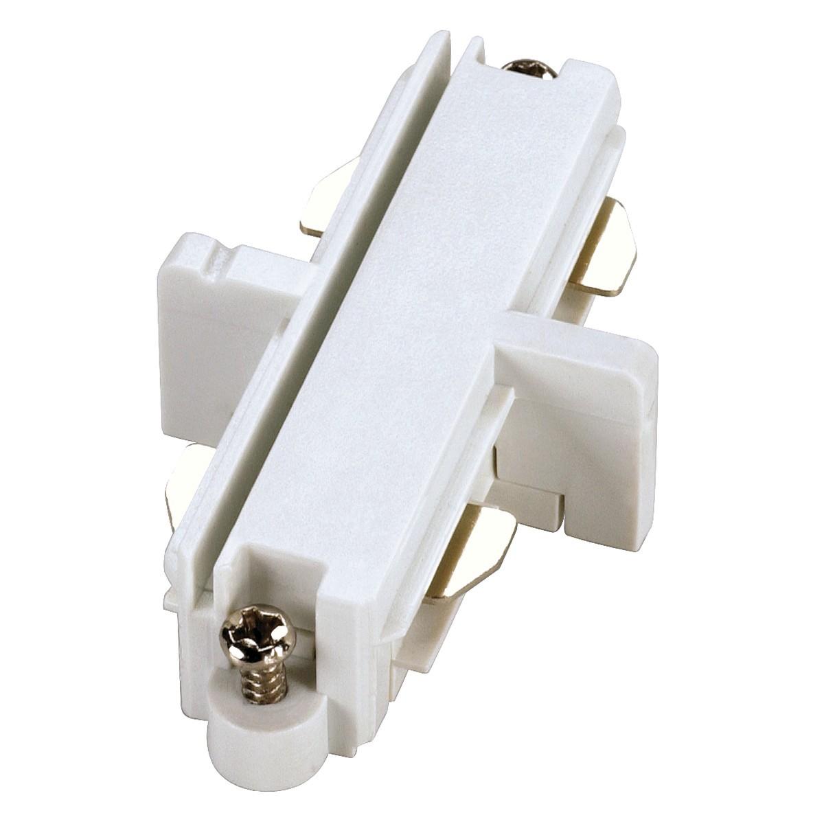 SPOTLINE/SLV 1-fazowa Łącznik podłużny elektr. HV. Biały. 143091