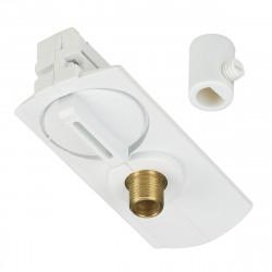 SPOTLINE/SLV 1-fazowa Adapter. Biały 143121