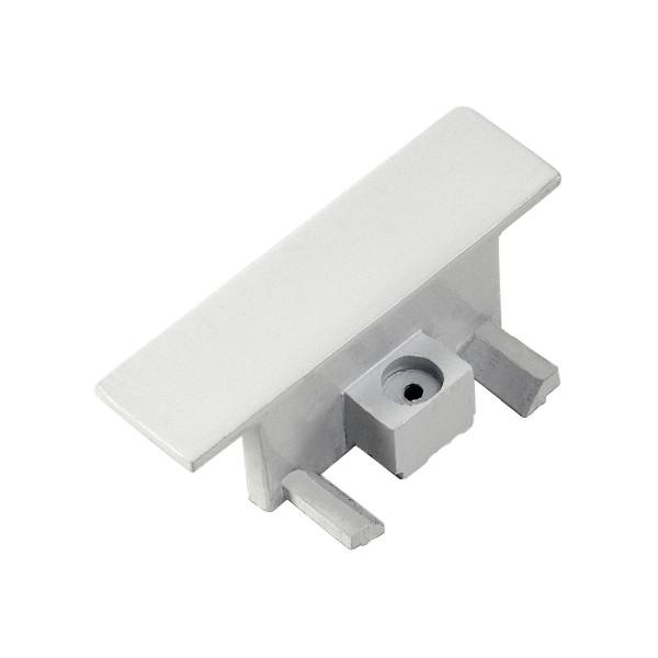 SPOTLINE/SLV 1-fazowa Końcówki do szyny HV. wbudowana. Biały. 2 sztuki 143281