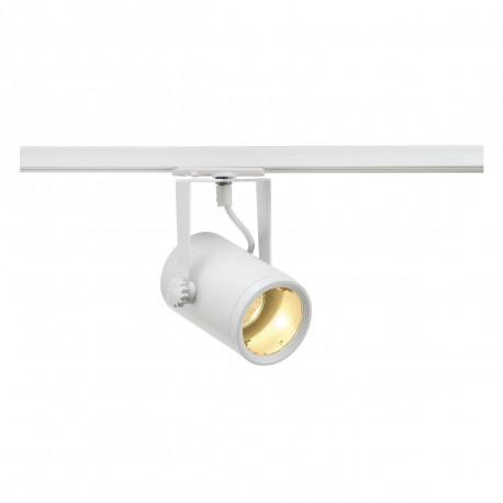 SPOTLINE/SLV EURO SPOT GU10. Biały. max. 50W.adapter 1 fazowy 143811 Reflektor