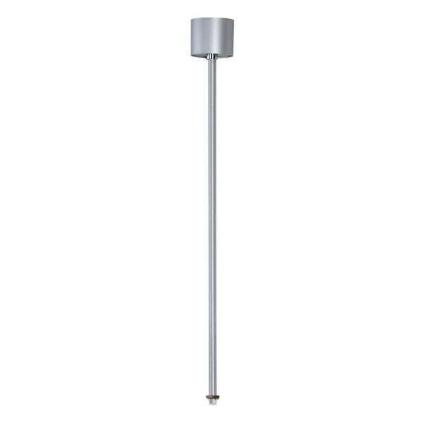 SPOTLINE/SLV EUTRAC zawieszenie sztywne do szyny 3-fazowej. srebrnoszary. 60cm 145724