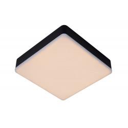 Lucide CERES Plafon LED 30W L21.5 B21.5 H5cm Czarny 28113/30/30