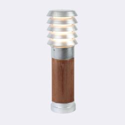 Norlys Alta Stojąca 49cm 1xE27 IP65 drewno malowane/ocynk ogniowy 1450GA