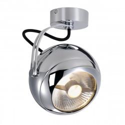 SPOTLINE/SLV LIGHT EYE Chrom. GU10. max. 75W 149042 Ścienna Sufitowa