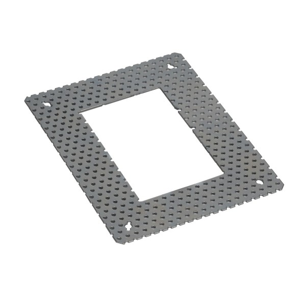 SPOTLINE/SLV Rama montażowa do DOWNUNDER PURE kwadratowa. 80x120mm 151961