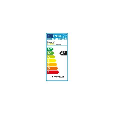 Integral LED ściemnialna GU10 PAR16 5.5W (56W) 3000K 440lm 67-65-58