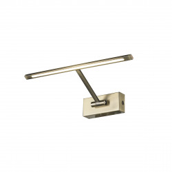 Azzardo Monalisa 34 Kinkiet antique brass LED 5,4W 200lm 3000K AZ2640
