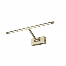 Azzardo Monalisa 46 Kinkiet antique brass LED 8W 275lm 3000K AZ2644