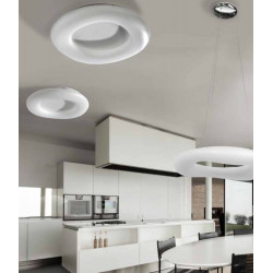 Azzardo Donut TOP CCT 46 Plafon LED 64W 5440lm CCT 2700-6000K dimm AZ2668