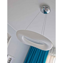 Azzardo Donut CCT 60 Wisząca LED 64W 5440lm CCT 2700-6000K dimm AZ2673