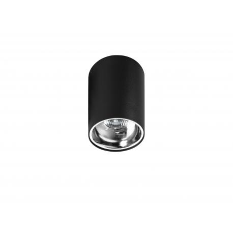 Azzardo REMO BLACK 1xGU10 Natynkowa Czarny AZ0818
